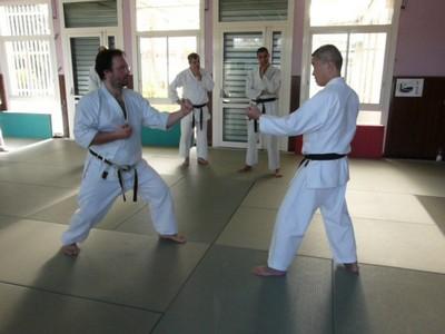 Jyu Ippon Kumite