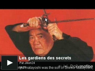 Vidéo sur l'histoire du karaté et du kobudo