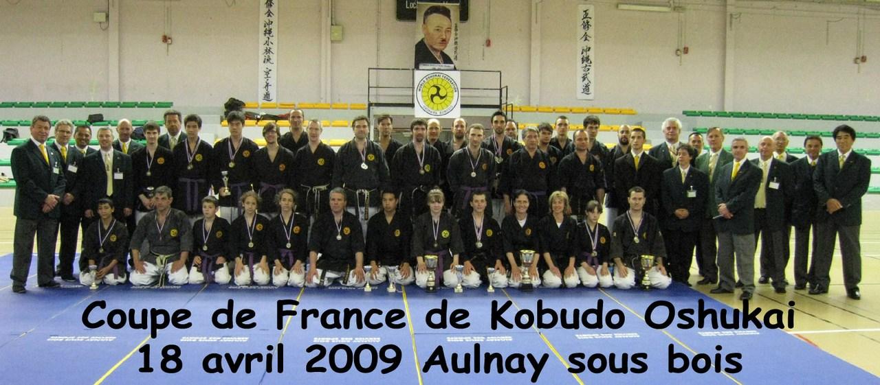 Coupe de France Kobudo 2009