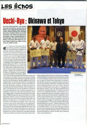 Uechi Ryu - Karaté Magazine