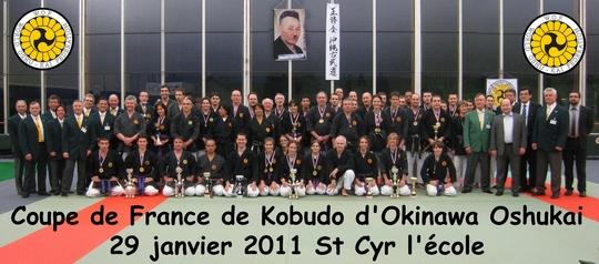 Coupe de Kobudo 2011
