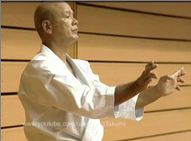 Vidéo du stage à Okinawa avec Kihohide Shinjo