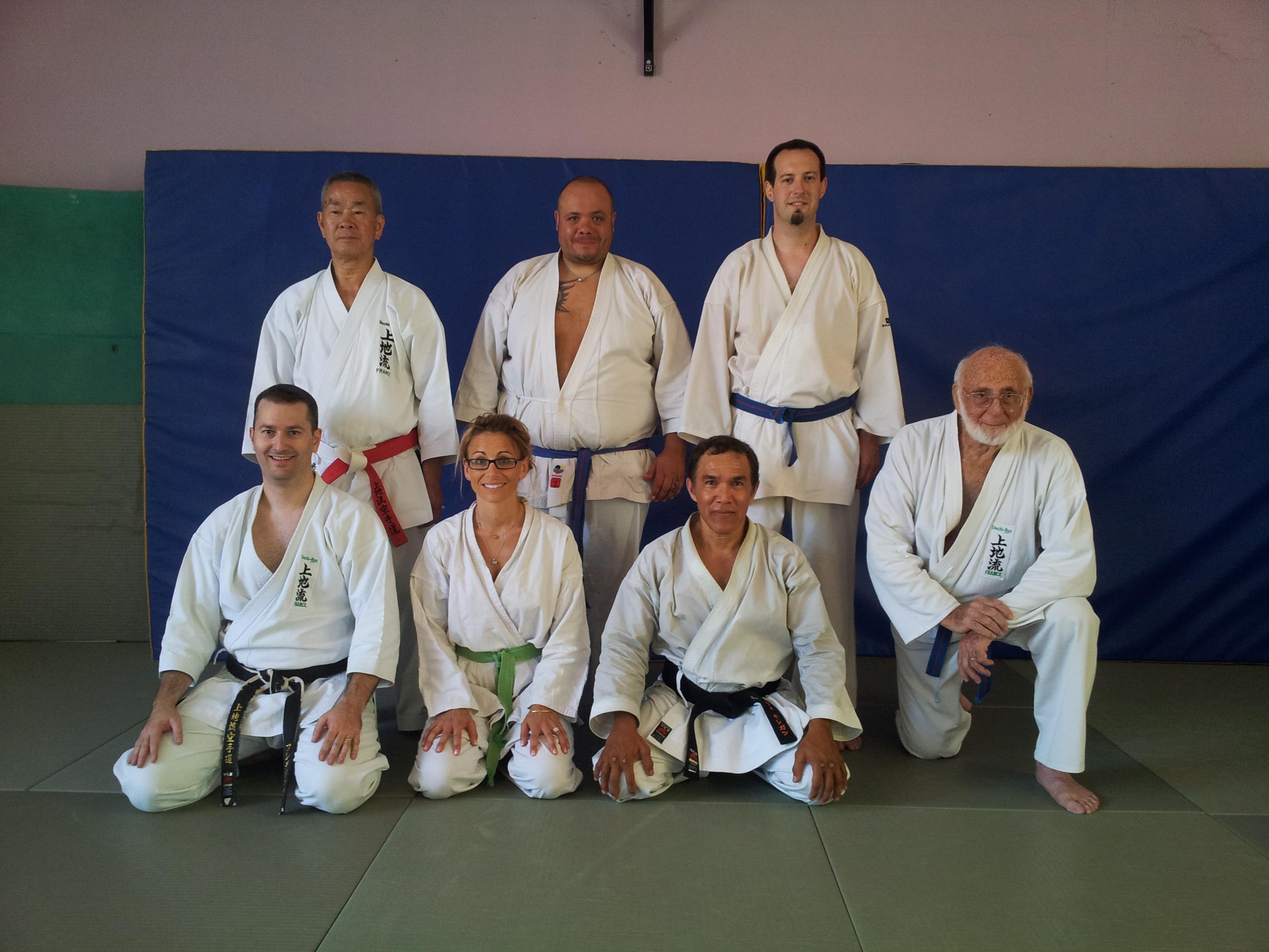 Stage des experts Japonais – Cassis – 11 au 14 juillet 2014