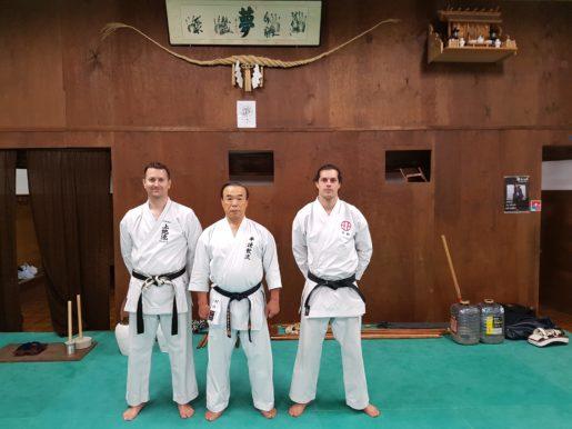 Frédéric, senseï Murayama, Hugo