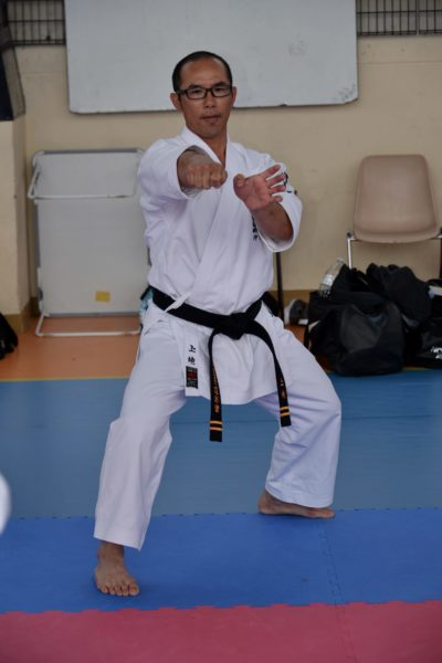 Kansho Uechi