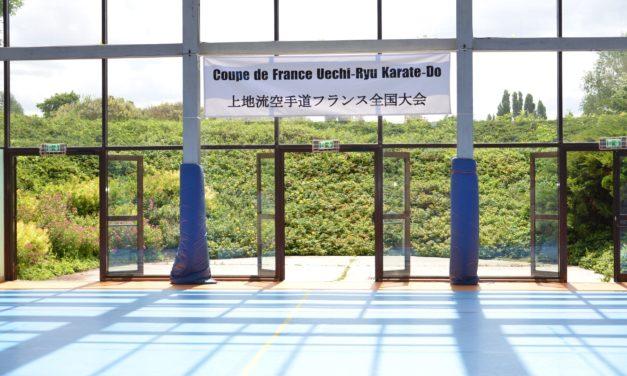 Coupe de France Uechi-Ryu 2017