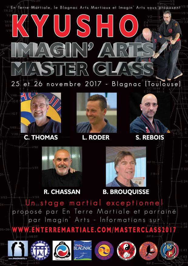 Affiche du MasterClass