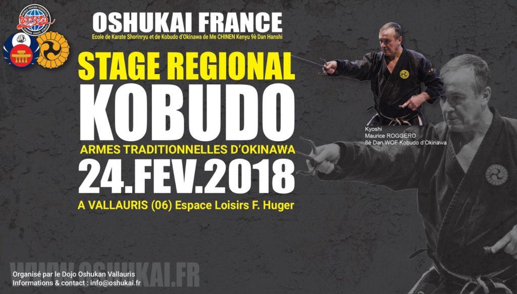 Stage Kobudo Vallauris 2018