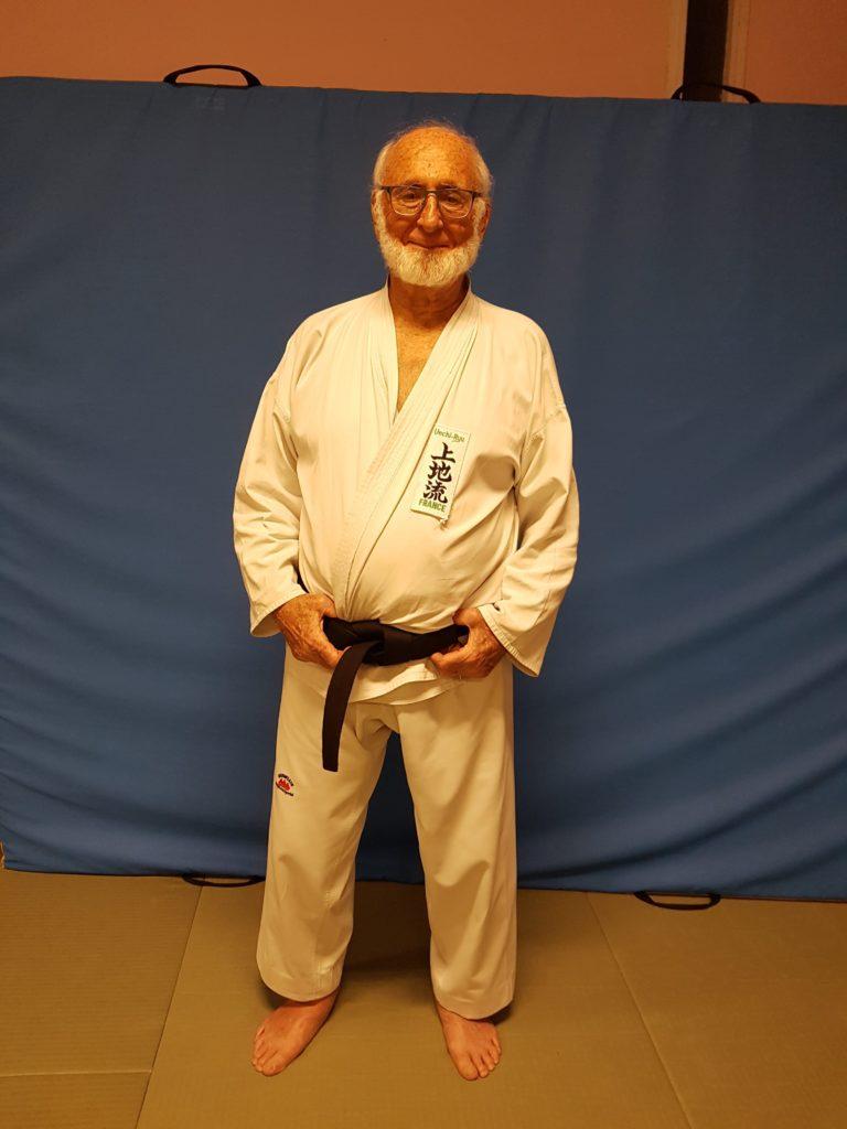 ceinture noire Jean-Marc