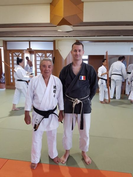 Maître Kotaro IHA