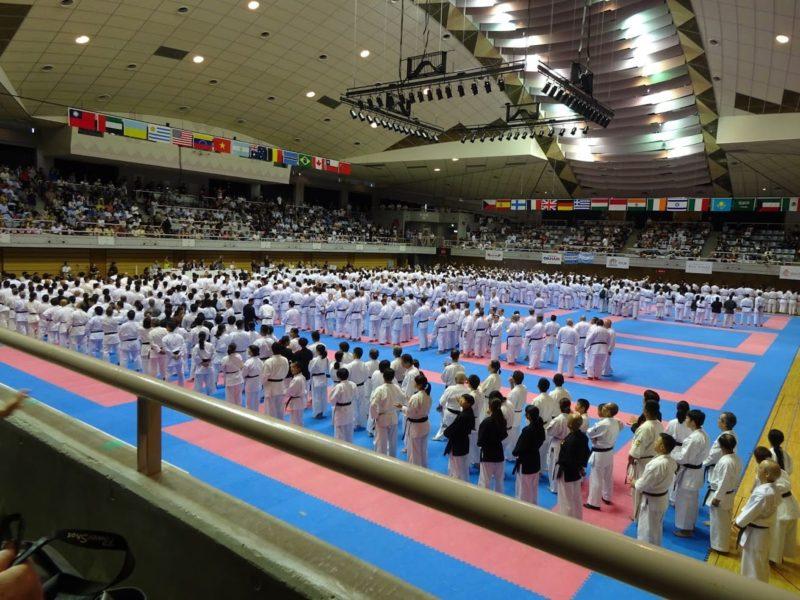 Cérémonie d'ouverture Tournoi International d'Okinawa 2018