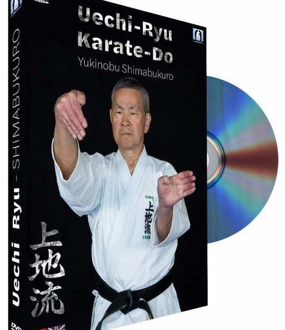 Le DVD de Senseï Shimabukuro sort bientôt