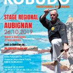 Stage Kobudo Aubignan 2019