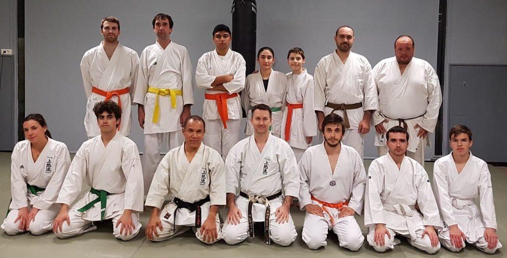 le club Budo Provence