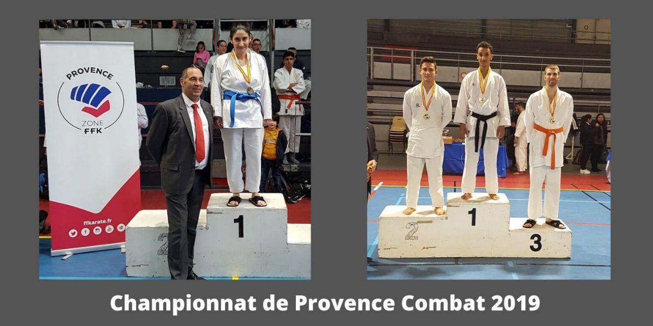 Championnat de Provence Combats 2019