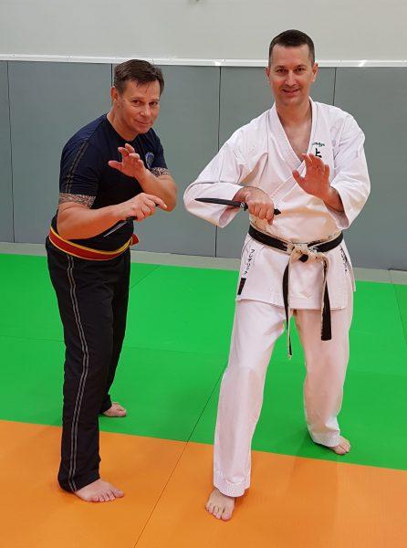 Dani FAYNOT et Frédéric GILLES