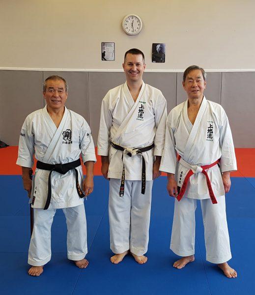 Zenei OSHIRO, Frédéric GILLES, Yukinobu SHIMABUKURO