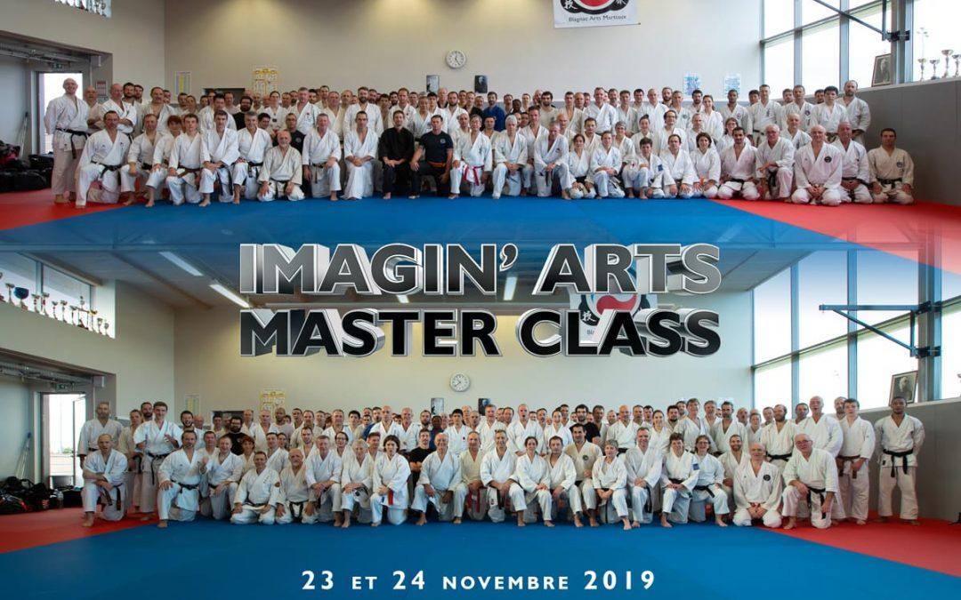 Masterclass 2019 à Toulouse-Blagnac